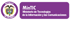 Logo MinTIC